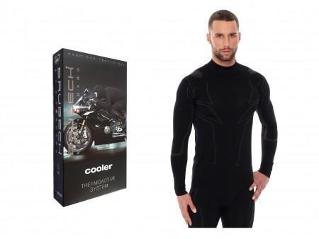 Brubeck Cooler męska chłodząca koszulka termoaktywna dla motocyklistów