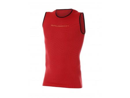 Brubeck PRO Run męska termoaktywna koszulka z krótkim rękawem