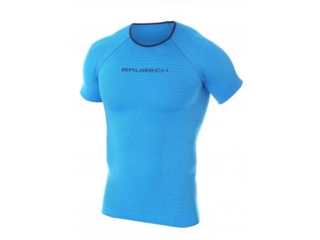 Brubeck PRO BIKE męska koszulka rowerowa krótki rękaw