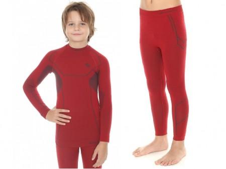 Brubeck Thermo Junior bielizna termoaktywna dla dzieci