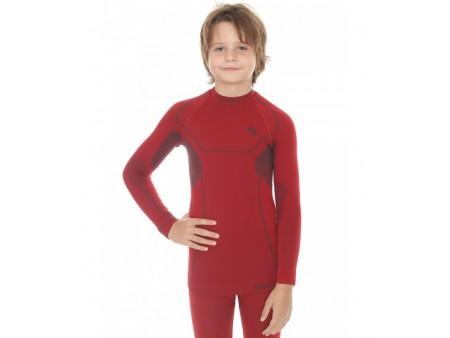 Brubeck Thermo Junior koszulka termoaktywna dla dzieci