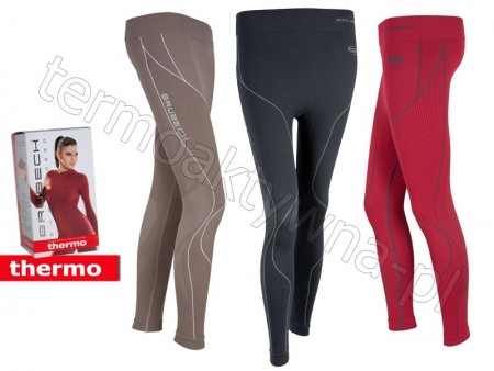 Getry termoaktywne Brubeck Thermo Women
