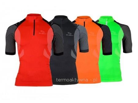 Brubeck rowerowa koszulka termoaktywna (unisex)
